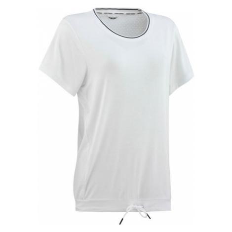 KARI TRAA RONG TEE white - Stylish women's T-shirt