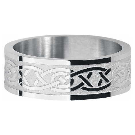 EtNox - Celtic Knot - Ring - silver-coloured
