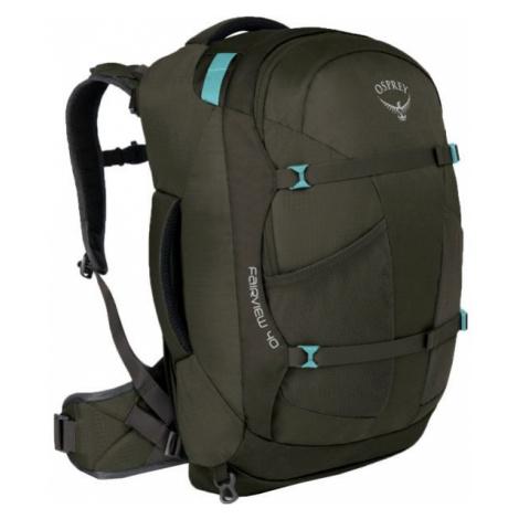 Osprey FAIRVIEW 40 S/M dark gray - Travel backpack
