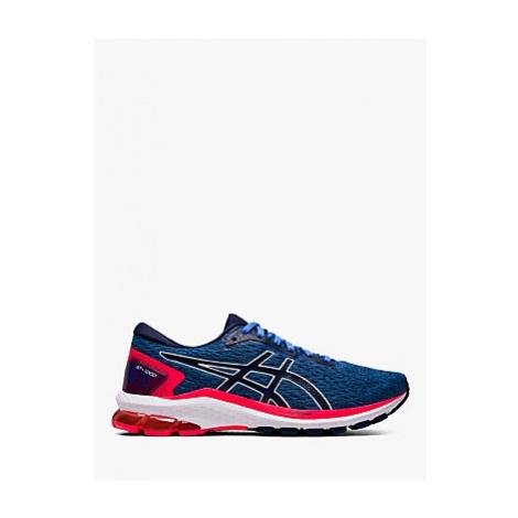 ASICS GT-1000 9 Women's Running Shoes, Blue Coast/Peacoat