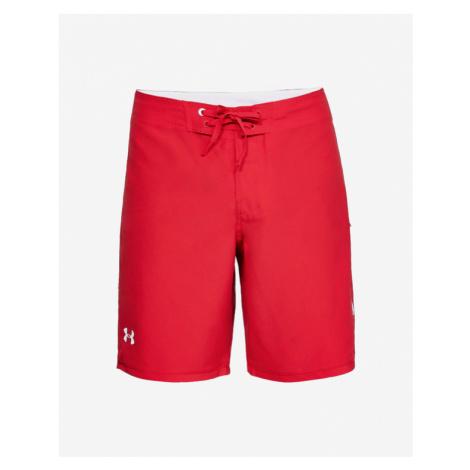 Under Armour Break Swimsuit Red