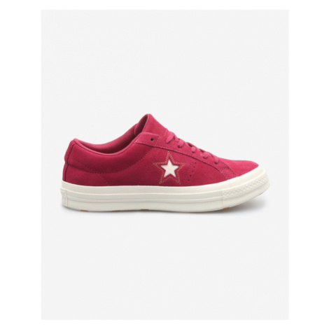 Converse One Star Sneakers Red
