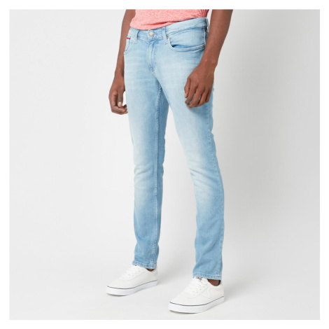 Tommy Jeans Men's Slim Scanton Jeans - Berry Light Blue Tommy Hilfiger