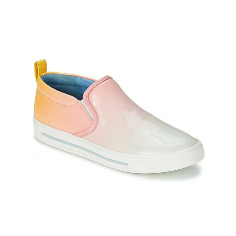 Marc by Marc Jacobs CUTE KICKS women's Slip-ons (Shoes) in Multicolour