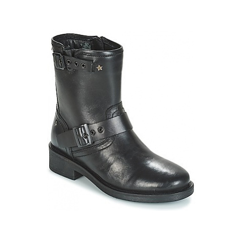 Pepe jeans MADDOX ALLYS women's Mid Boots in Black