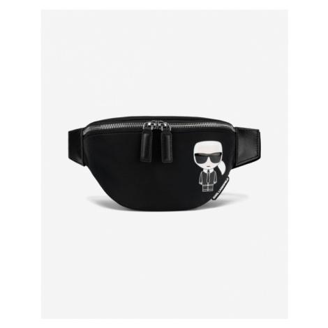 Karl Lagerfeld Ikonik Waist bag Black