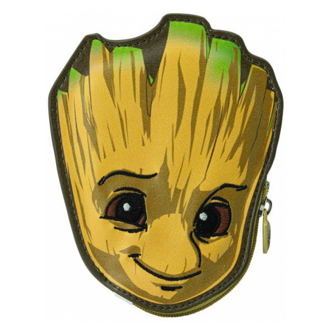 Guardians Of The Galaxy - Groot - Wallet - brown