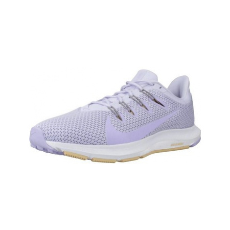 Nike QUEST 2 FA19 women's Shoes (Trainers) in Purple