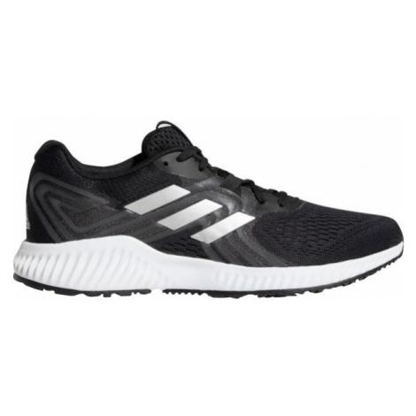 adidas AEROBOUNCE 2 black - Men's running shoes