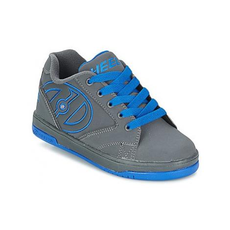 Heelys PROPEL 2.0 boys's Children's Roller shoes in Grey