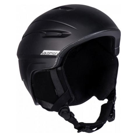 Salomon RANGER ACCESS C.AIR black - Ski helmet