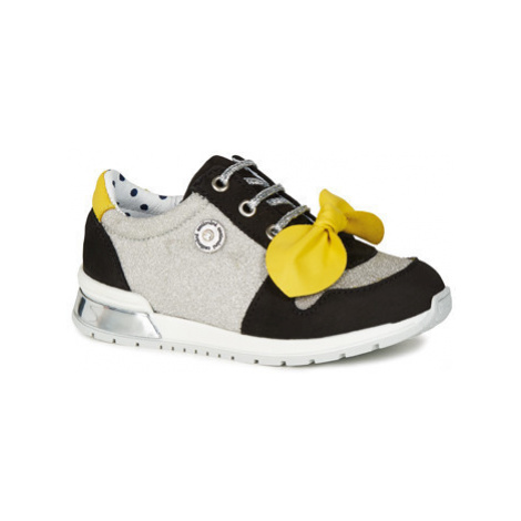 Catimini BANJO girls's Children's Shoes (Trainers) in Silver