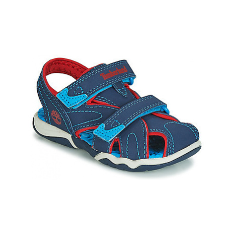 Timberland ADVENTURE SEEKER CT SANDL girls's Children's Sandals in Blue