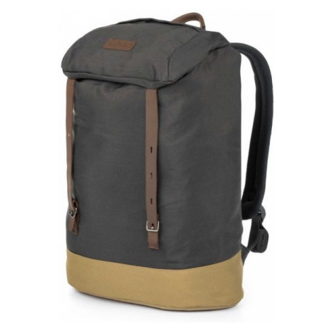 Loap JUSSI dark gray - City backpack