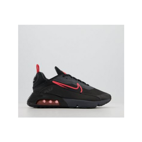 Nike Air Max 2090 BLACK RADIANT RED ANTHRACITE WHITE