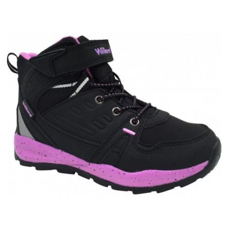 Willard COUGAR black - Kids' winter shoes