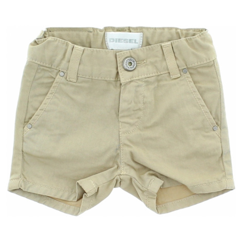 Diesel Kids Shorts Beige