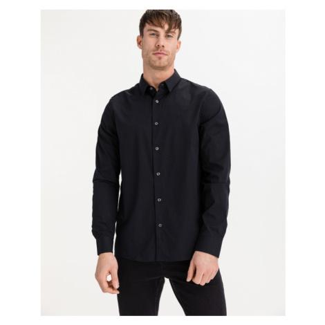 Calvin Klein Chest Logo Shirt Black