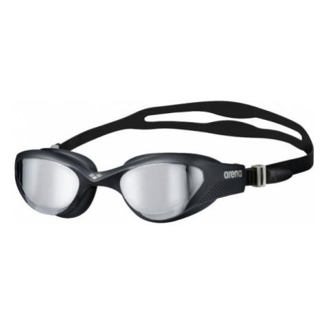Arena THE ONE MIRROR black - Swimming goggles