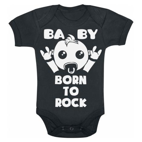 Born To Rock - - Body - black