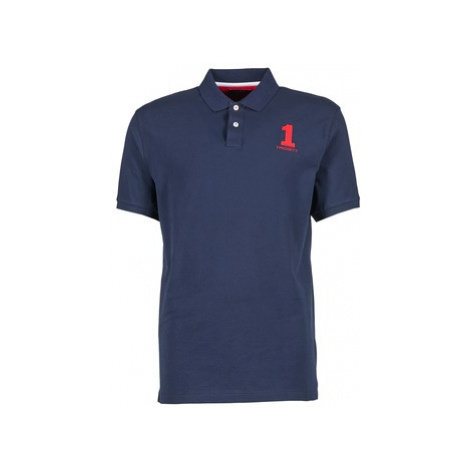 Hackett NEW CLASSIC men's Polo shirt in Blue