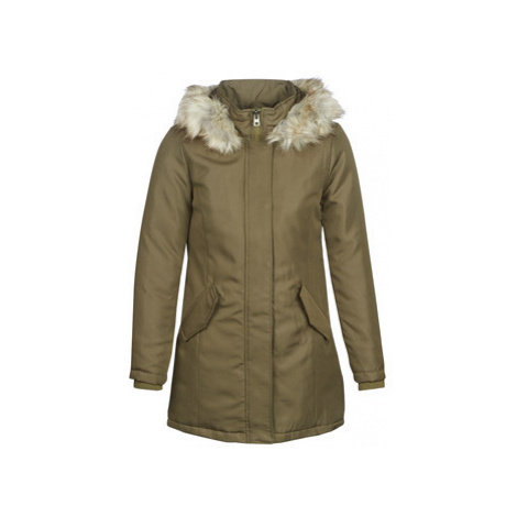 Only ONLKATY women's Parka in Kaki
