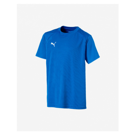 Puma Liga Kids T-shirt Blue