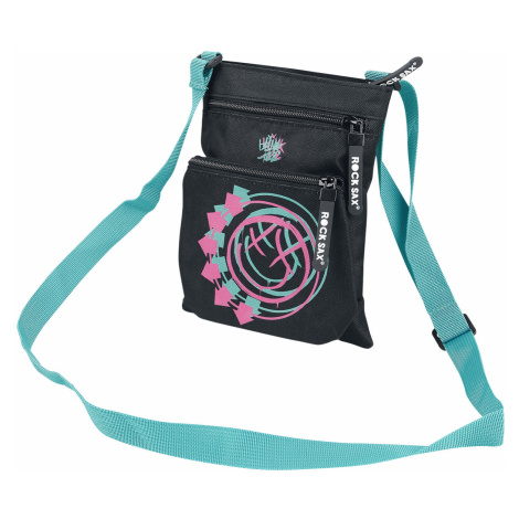Blink 182 - Smiley - Shoulder bag - black