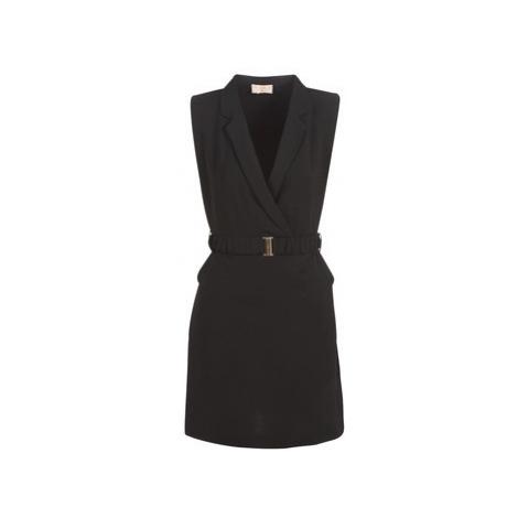 Moony Mood KOAL women's Vest top in Black