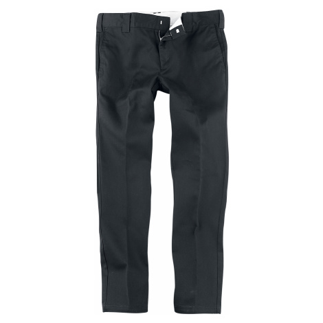 Dickies - Slim Fit Work Pant WE872 - Chino pants - black