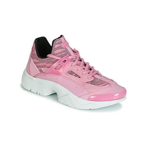 Kenzo SONIC women's Shoes (Trainers) in Pink