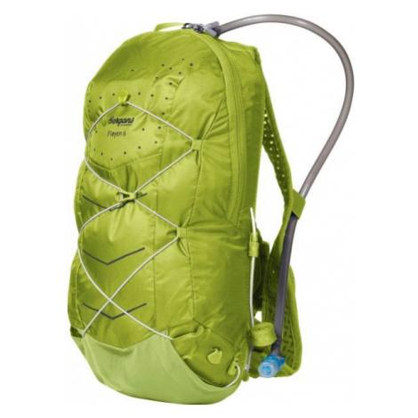 Bergans FLOYEN W 6 green - Cycling backpack
