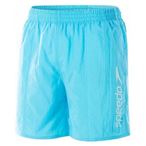 Speedo CHALLENGE 15WATERSHORT blue - Boys' swimming shorts