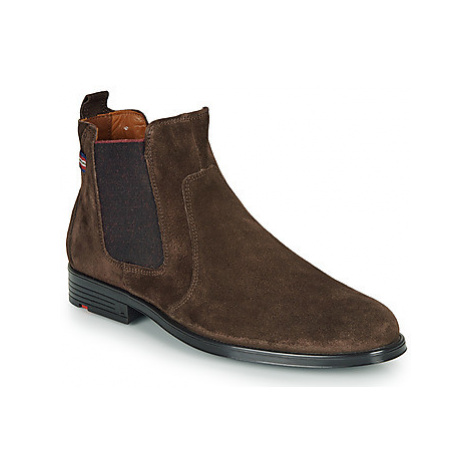 Lloyd PATRON men's Mid Boots in Brown