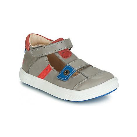 GBB VORETO boys's Children's Sandals in Grey