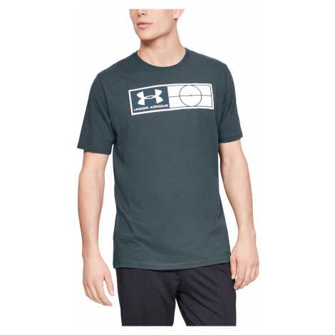 Under Armour Global Football Tag T-shirt Grey