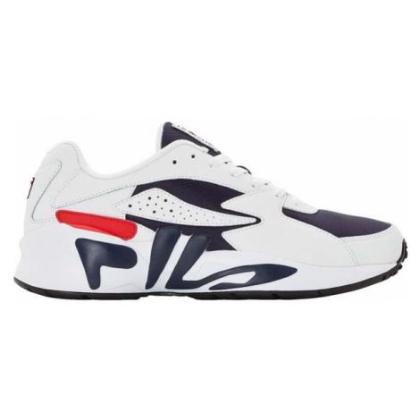 Fila MINDBLOWER white - Men's leisure shoes