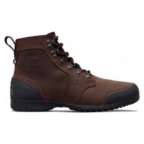 Sorel ANKENY BOOT brown - Men's shoes