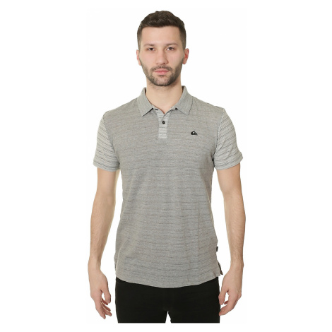 T-Shirt Quiksilver Cimbello Port Polo - KPWH/Medium Gray Heather