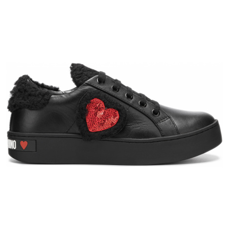 Love Moschino Sneakers Black