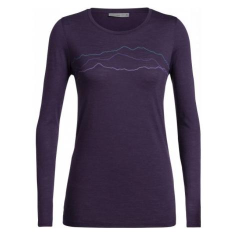 Women's sports T-shirts Icebreaker Merino