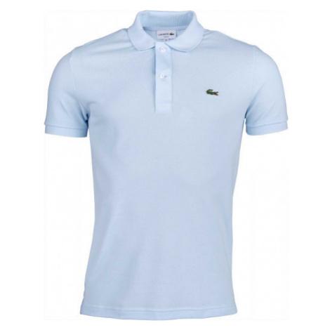 Lacoste SLIM SHORT SLEEVE POLO white - Men's polo shirt