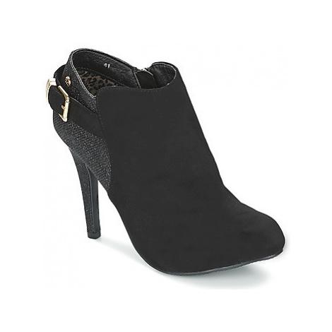 Xti COROZALI women's Low Boots in Black