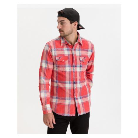Replay Shirt Red
