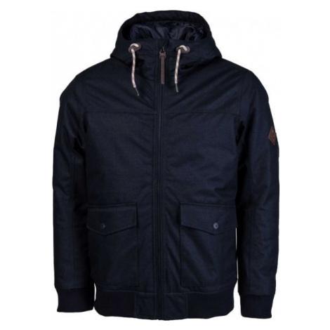 Willard BASTIAN black - Men's insulated jacket