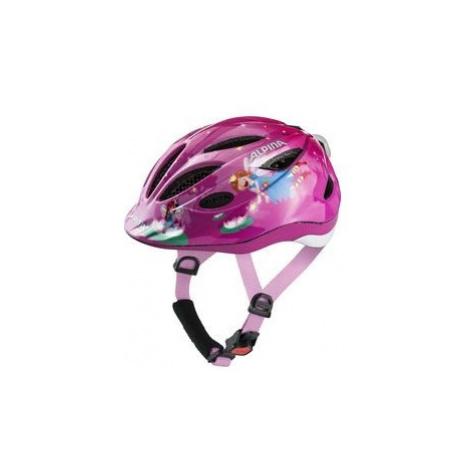 Alpina Sports GAMMA FLESH 2.0 pink - Cycling helmet