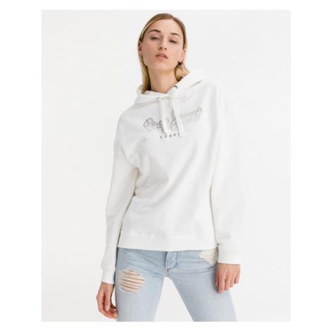 Pepe Jeans Adele Sweatshirt White
