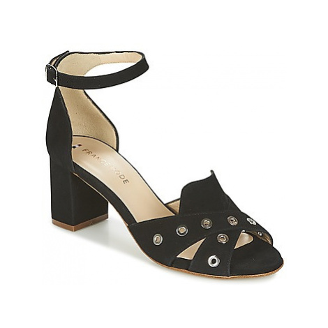 France Mode ODEON SETE women's Sandals in Black