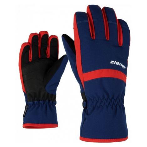Ziener LEJANO AS JR dark blue - Children's gloves