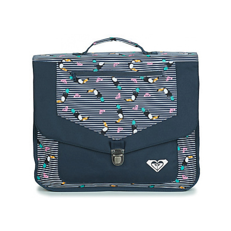 Roxy TAKE A HIKE girls's Briefcase in Blue